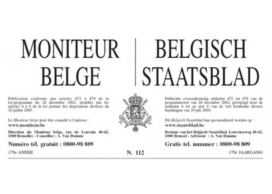 Belgische wetgeving
