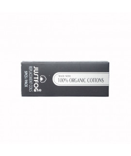 Justfog 14 serie 100% organic cotton coils (5st)-1.2 ohm