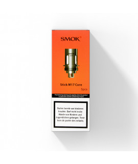 SMOK M17 Coils - 0.6 Ohm (5 St.)